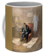 Stock Market Cartoon Coffee Mug