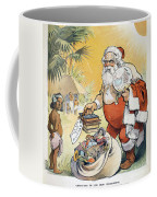 Philippine Cartoon, 1902 Coffee Mug