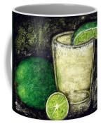 Tequila With Salt And Lime Coffee Mug