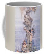 Andersen: Little Mermaid Coffee Mug