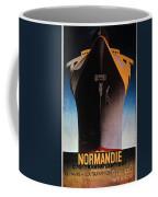 Steamship Normandie, C1935 Coffee Mug