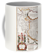 Mesopotamia, 1662 Coffee Mug