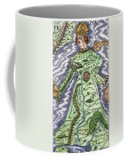 Europe As A Queen, 1588 Coffee Mug