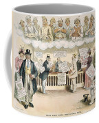 Foolish Forefathers, 1894 Coffee Mug