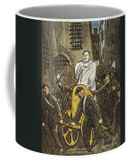 Benito Mussolini Cartoon Coffee Mug