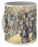 Marriage For Titles, 1895 Coffee Mug