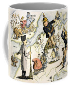 Europe: 1848 Uprisings Coffee Mug