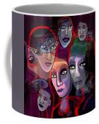 2636   Night In Their Eyes A Coffee Mug