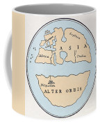 World Map, 1st Century Coffee Mug
