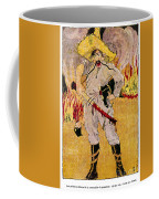 Mexico: Political Cartoon Coffee Mug by Granger