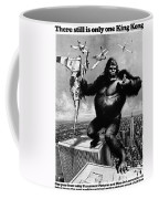 King Kong, 1976 Coffee Mug