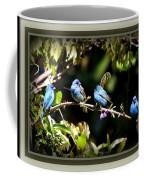 0430-005 - Indigo Bunting Coffee Mug