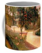 Garden Alcazar Seville Coffee Mug