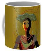 052 -   Nana Golden Coffee Mug