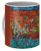057 Abstract Thought Coffee Mug
