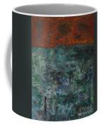 068 Abstract Thought Coffee Mug