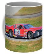 09 On Pit Lane Coffee Mug