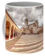 0954 Assisi Italy Coffee Mug