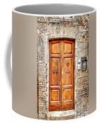 0958 Assisi Italy Coffee Mug