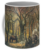 03 Daruma Tc2002 Tn A Song In The Trollshaws Ted Nasmith Coffee Mug