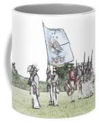 1812 Soldiers Coffee Mug