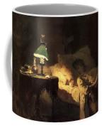 1 1886 Vasily Polenov Coffee Mug