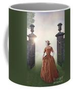 18th Century Georgian Woman  Coffee Mug