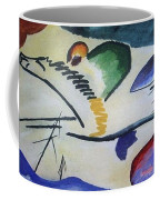 1911 Vasily Kandinsky Coffee Mug