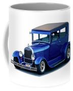 1928 Ford Tudor Sedan I Coffee Mug