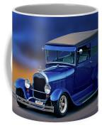 1928 Ford Tudor Sedan II Coffee Mug
