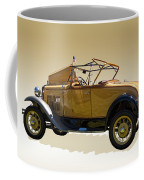 1930 Model A Ford Convertible Coffee Mug