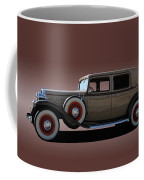 1932 Classic Buick 4 Door Sedan Coffee Mug
