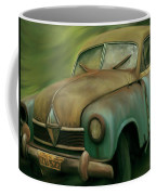1950's Vintage Borgward Hansa Sports Coupe Car Coffee Mug