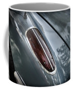 1960 Chevrolet Corvette Taillight Coffee Mug