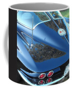 1963 Corvette Coffee Mug
