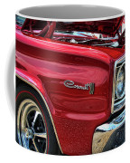1966 Dodge Coronet 500 426 Hemi Coffee Mug