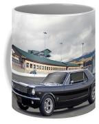 1966 Ford Mustang Coupe II Coffee Mug