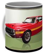 1969 Shelby V8 Gt350  Coffee Mug