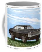 1970 Dodge Challenger Coffee Mug