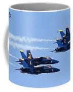 1, 2 ,3 ,4 Coffee Mug