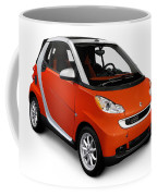 2008 Smart Fortwo City Car Coffee Mug