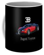2010 Bugatti Veyron Coffee Mug