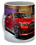 2015 Infiniti Q50 Coffee Mug