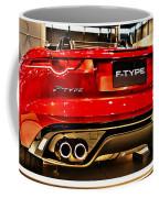 2016 Jaguar F-type Coffee Mug