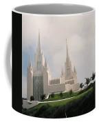 #4 San Diego Temple Coffee Mug