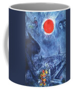 4dpictdswq Marc Chagall Coffee Mug