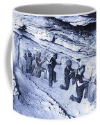 500-feet Level Sulphate Stope Tombstone Consolidated Mine 1904-2013 Coffee Mug