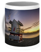 7901- Miami Beach Sunrise  Coffee Mug
