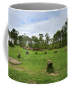 9 Ladies Stone Circle, Stanton Moor, Peak District National Park Coffee Mug