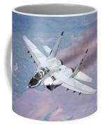A Bulgarian Air Force Mig-29s Coffee Mug